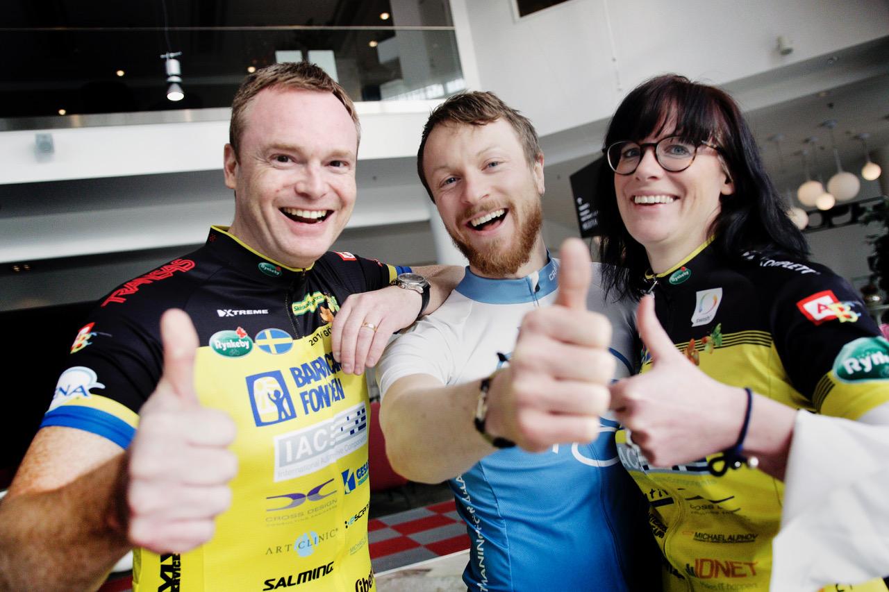 Team Rynkeby – God Morgon Göteborg